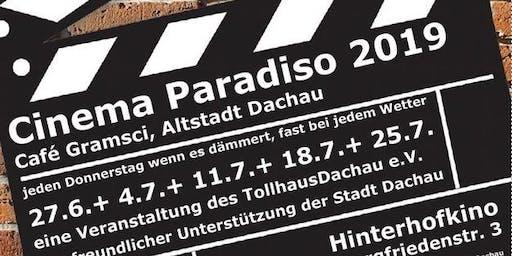 Cinema Paradiso - das Sommerkino im Alten Metzgerhof