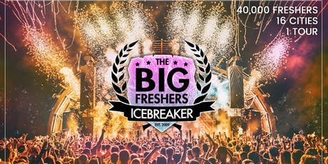 The Big Freshers Icebreaker - UWE tickets