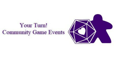 Your Turn Family Game Day @ The Library tickets