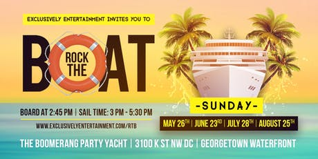 Rock The Boat 2019 tickets