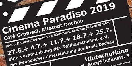 Cinema Paradiso - das Sommerkino im Alten Metzgerhof Tickets