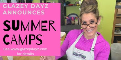 Ceramic & Clay Summer Camp - Ages 11+ Session One