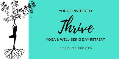 THRIVE - Yoga & Well-being Day Retreat