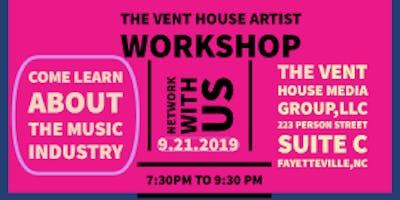 The Vent House Artist Workshop