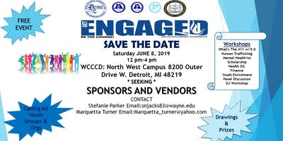 Get Engaged: Safe In The Streets Youth Summit