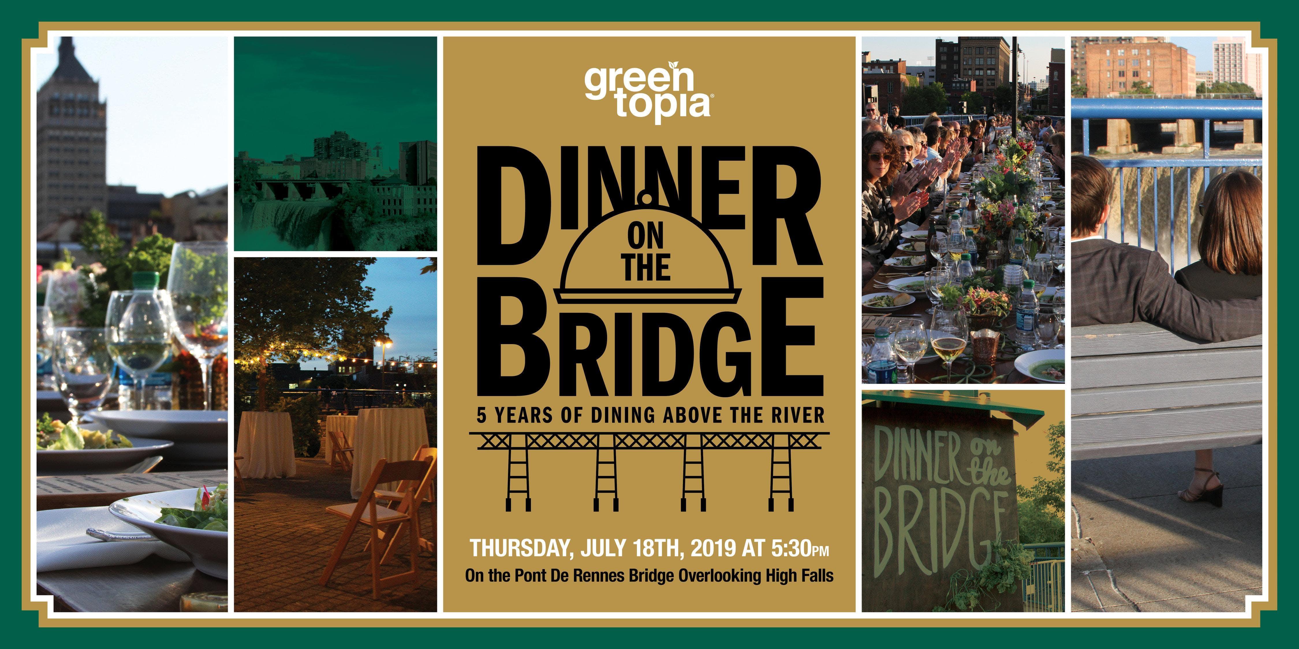 Dinner on the Bridge