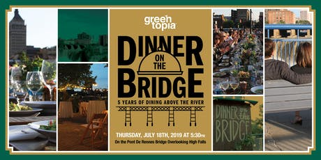 Dinner on the Bridge  tickets