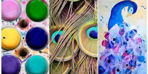 ★ Beautiful Oops Mini Canvas -  Mini Canvas Art Workshop