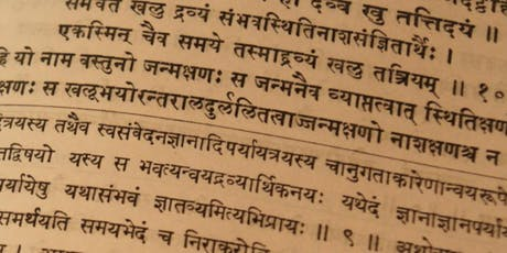 Getting Started with Sanskrit tickets
