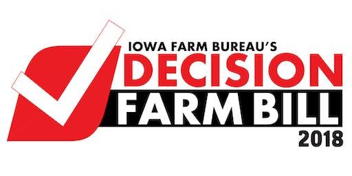 Washington --2018 Farm Bill Education Meeting