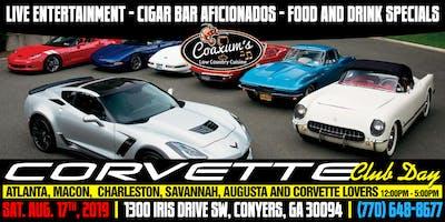Corvette Club Day @ Coaxum's Low Country Cuisine