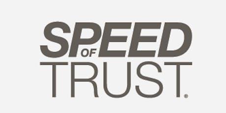 Liderando a la Velocidad de la Confianza tickets