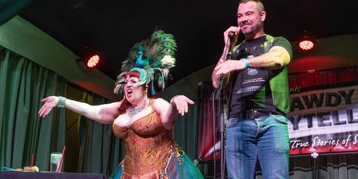 Bawdy Storytelling's Folsom Street Fair AfterParty (9/29, SF)