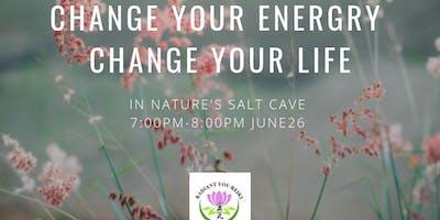change your energy ,change your life