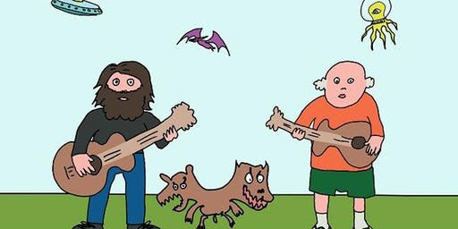 Tenacious D in Post-Apocalypto the Tour 2019