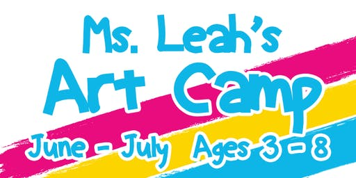 Ms. Leah's Art Camp