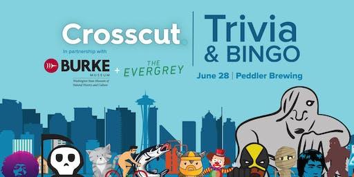 Crosscut Trivia & BINGO!
