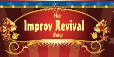 Improv Revival Show! tickets