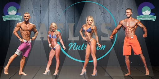 Atlas Nutrition Physique Showcase at Fort Collins Fitness Festival