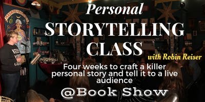Personal Storytelling Class - Sundays in Highland Park