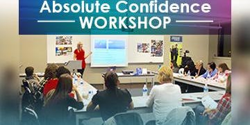 ~*~ Absolute Confidence Workshop For Ladies~*~