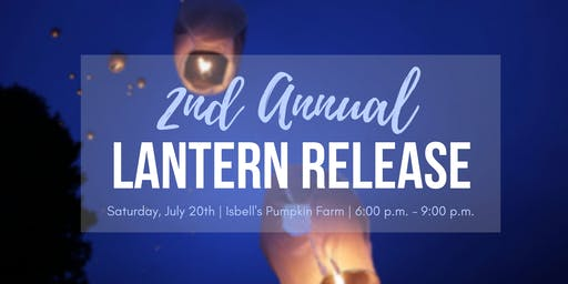 2nd Annual Lantern Release
