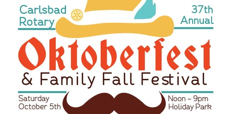 37th Annual Carlsbad Oktoberfest presented by Carlsbad Rotary Clubs tickets