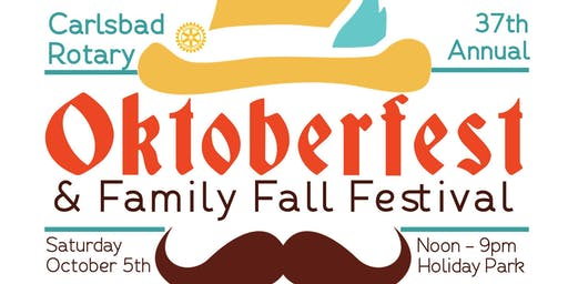 37th Annual Carlsbad Oktoberfest presented by Carlsbad Rotary Clubs