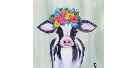 """POP-UP! 6/22 - Mimosa Morning """"Happy Cow"""" @ Revolve Food & Wine, Bothell tickets"""
