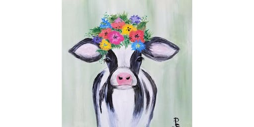 """POP-UP! 6/22 - Mimosa Morning """"Happy Cow"""" @ Revolve Food & Wine, Bothell"""
