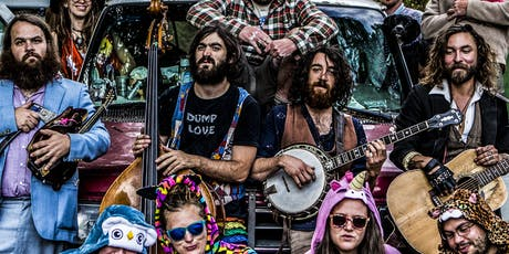 The Blind Owl Band & The Honey Smugglers  tickets