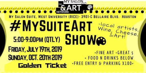 #MySuiteArt - Show #1