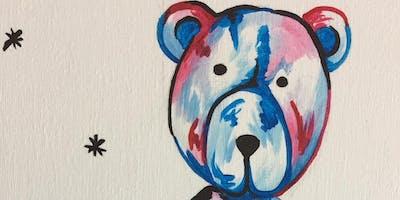 Boys & Girls paint night!