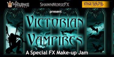 Special FX Makeup Jam -- Victorian Vampires