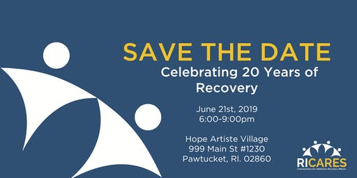 RICARES: Celebrating 20 Years of Recovery