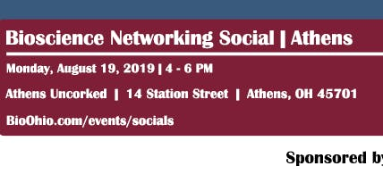 Ohio Bioscience Networking Social - Athens
