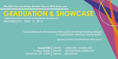 Mill Cities Leadership Institute Class of 2019: Graduation & Showcase