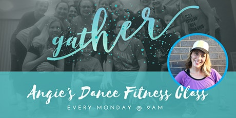 Gather: Free Dance Fitness & Meditation Classes For Women by Women (Angie) tickets