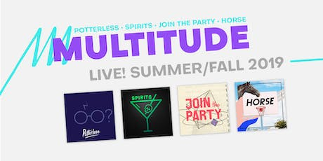 Multitude Live tickets