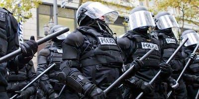 September 2019 Civil Disturbance:Mobile Field Force Training