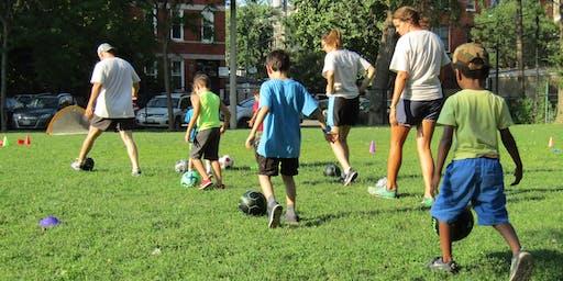 Village Soccer Camp 2019
