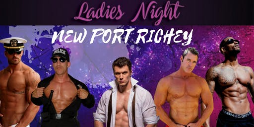 New Port Richey, FL. Magic Mike Show Live. American Legion Post 335