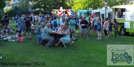 Warwick Food Truck Nights tickets