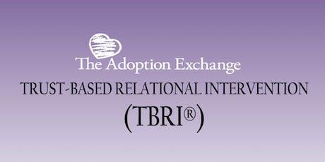 TBRI® Full 4 day Caregiver Series-Utah 2019 tickets