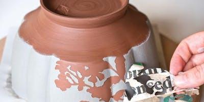 Improvers Ceramics Course June Start