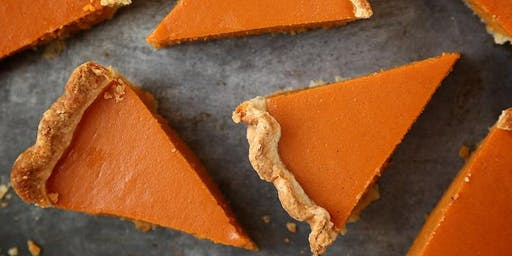 Make and Take Thanksgiving Pie at The Bakehouse