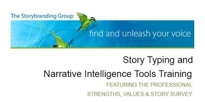 Story Type & Narrative Intelligence Training