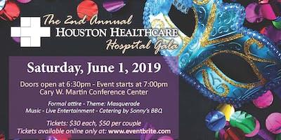 Houston Healthcare Hospital Gala