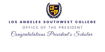 President's Honors and Scholarship Ceremony 2019