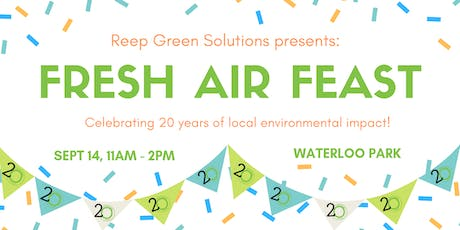 FRESH AIR FEAST: 20th Anniversary Community Celebration tickets